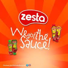 Zesta weather sauce
